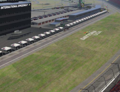 Daytona International Raceway – Oval (43 pits)