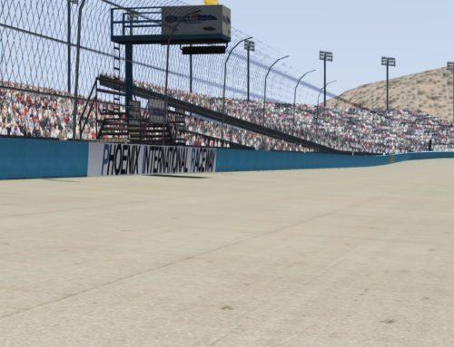 Phoenix International Raceway – Oval (32 pits)